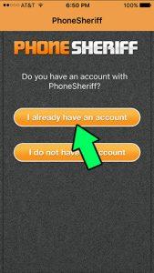 install phonesheriff